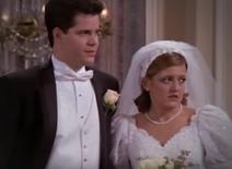 Todd and Paula at their wedding