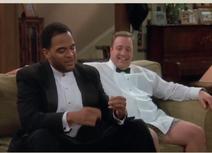 Best Man episode 1x13 - Deacon lets out Doug's pants