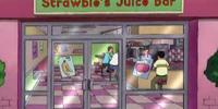 Strawbie's Juice Bar