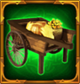 Small Supply Cart Icon