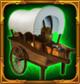 Medium Supply Cart Icon