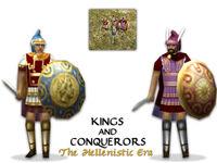 Macedon Tyrant Bodyguards
