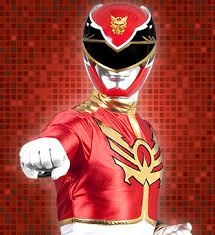 Red megaforce ranger