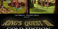 King's Quest III Gold Edition
