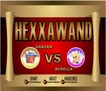 Hexxawand