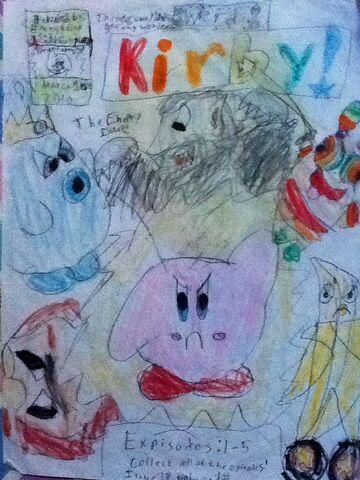 File:Weird Kirby issues 1-5.jpg