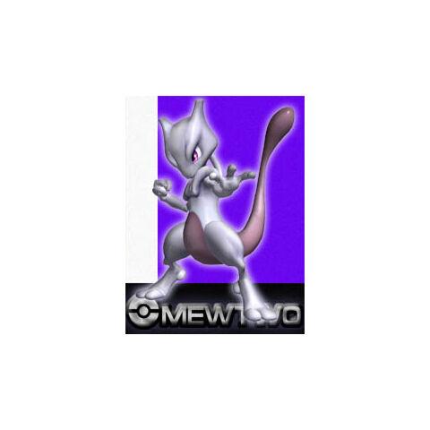 Arte de Mewtwo en <a href=