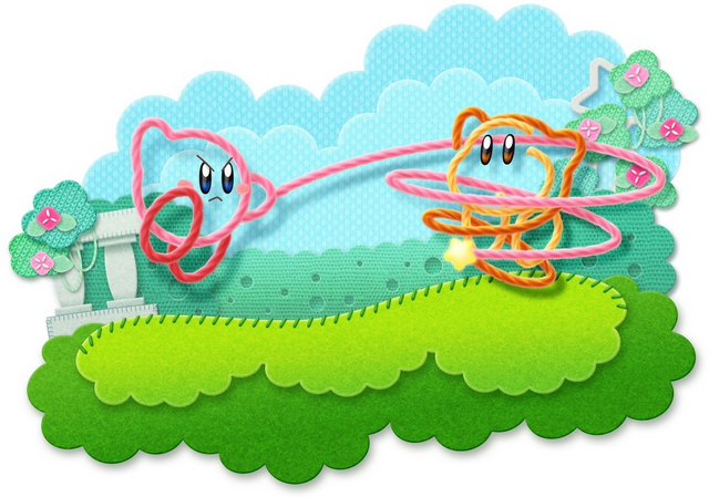 Archivo:Kirby's Epic Yarn Artwork.png