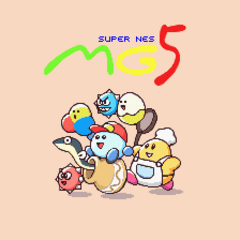 El juego Super NES MG5
