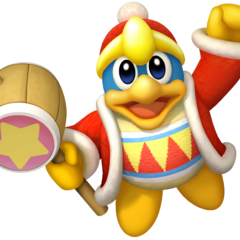 Artwork del Rey Dedede.