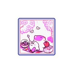 Rick con Kirby en <a href=