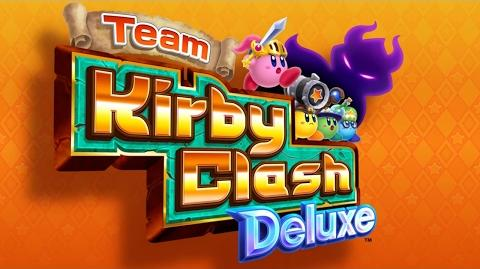 Revenge of the Puppet Master, Vs. Dark Taranza - Team Kirby Clash Deluxe Music Extended
