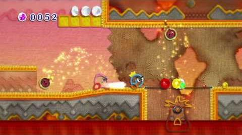 Kirby's Epic Yam Trailer