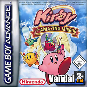 Archivo:Carátula Kirby and the Amazing Mirror (europea).jpg