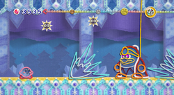 Rey Dedede vs Kirby (KEY)