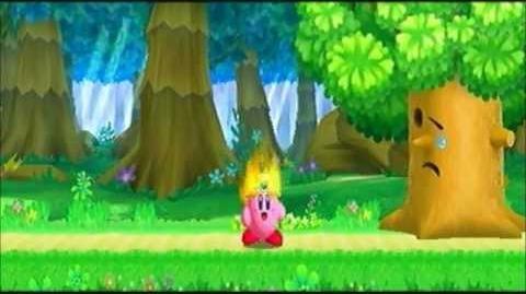 Fire Kirby Dance!
