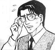 Mr. Yamamoto manga