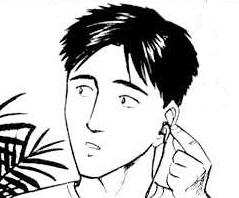 Tarou manga