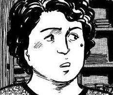 Toshie Fujii manga