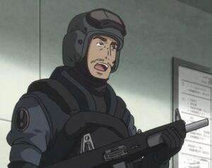 Kato police anime