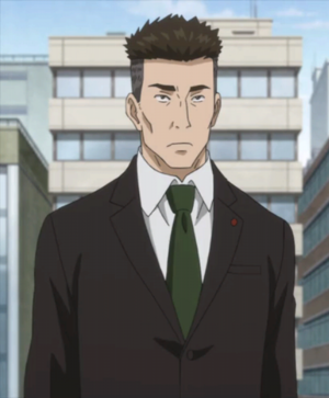 The guy (another detective)who eventually killed by Uragami