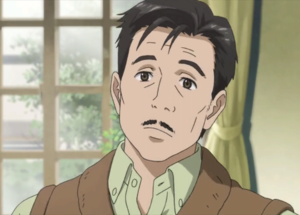 Shinichi's Father