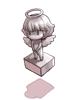Luna statue collection