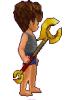 Dq moon axe collection