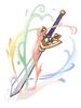 N elemental sword collection