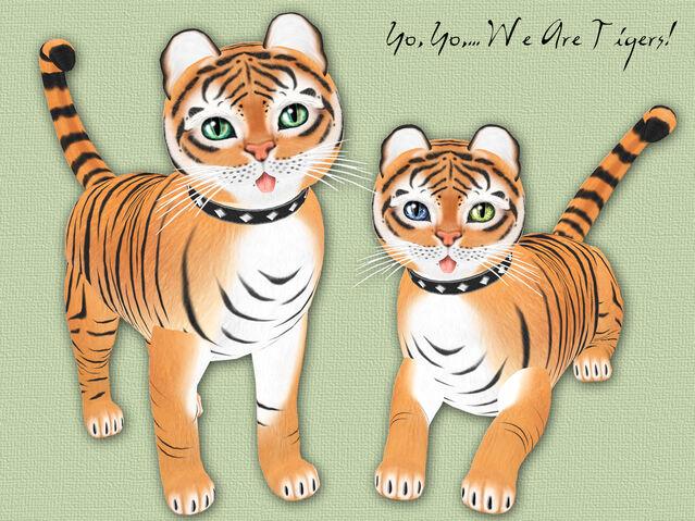 File:KittyCatS Menagerie Tigers Yo Yo.jpg