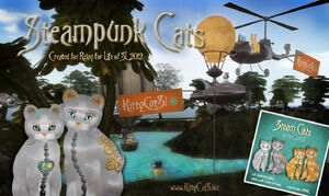 Kittycats-steampunk-cats-RFL