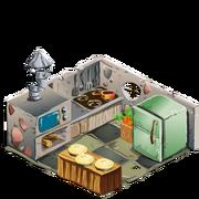 Craft kitchen last 3