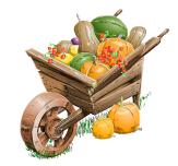 Harvest wagon last