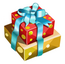 Giftwrap collectable inventory