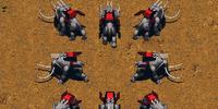 War mastodon (KKnD)