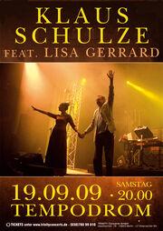 2009-09-19 Tempodrom, Berlin, Germany