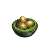 Peafowl egg