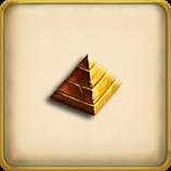 Pyramid framed