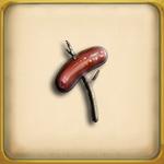 Sausage +5 Energy (Food)