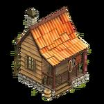 Cottage complete