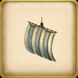 Sail framed