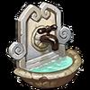Fountain item