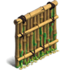Res bamboo fence 1