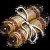 Astrology scroll