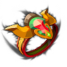 Bushido Cuiress-Warriors Heart (Ring)