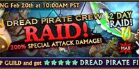 Dread Pirate Raid
