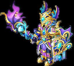 Siegemage robes