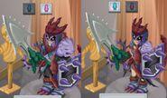 Armor of the Bear 2nd Evo