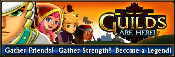 Guilds for Droid 10 Aug 2013