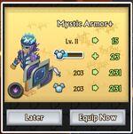 Mystic Armor+